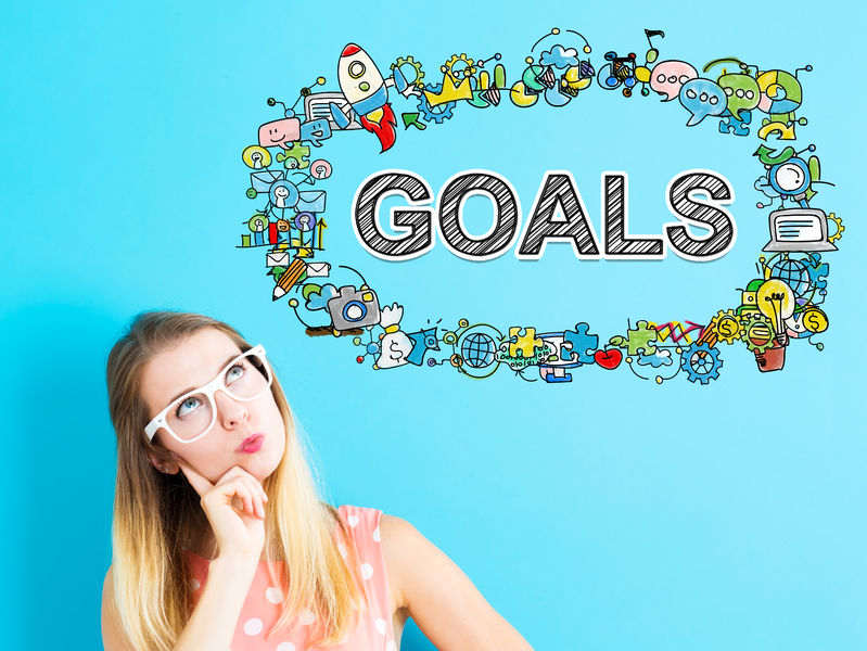 Resolutions with Tested Goal-Setting