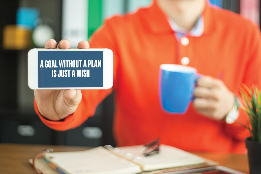 Smartphone: A Goal Without a Plan is Just a Wish