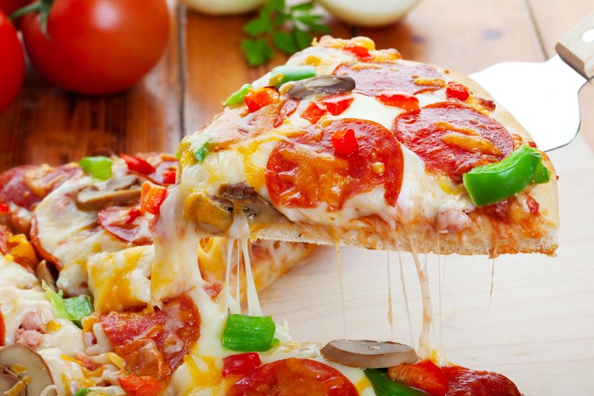 Reverse-Engineering in terms of a pizza