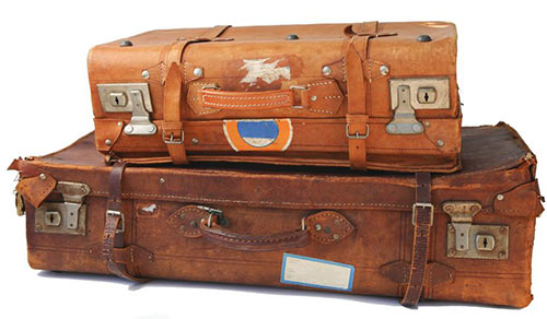 We all have baggage. * Deborah E's Positive Persistence Blog